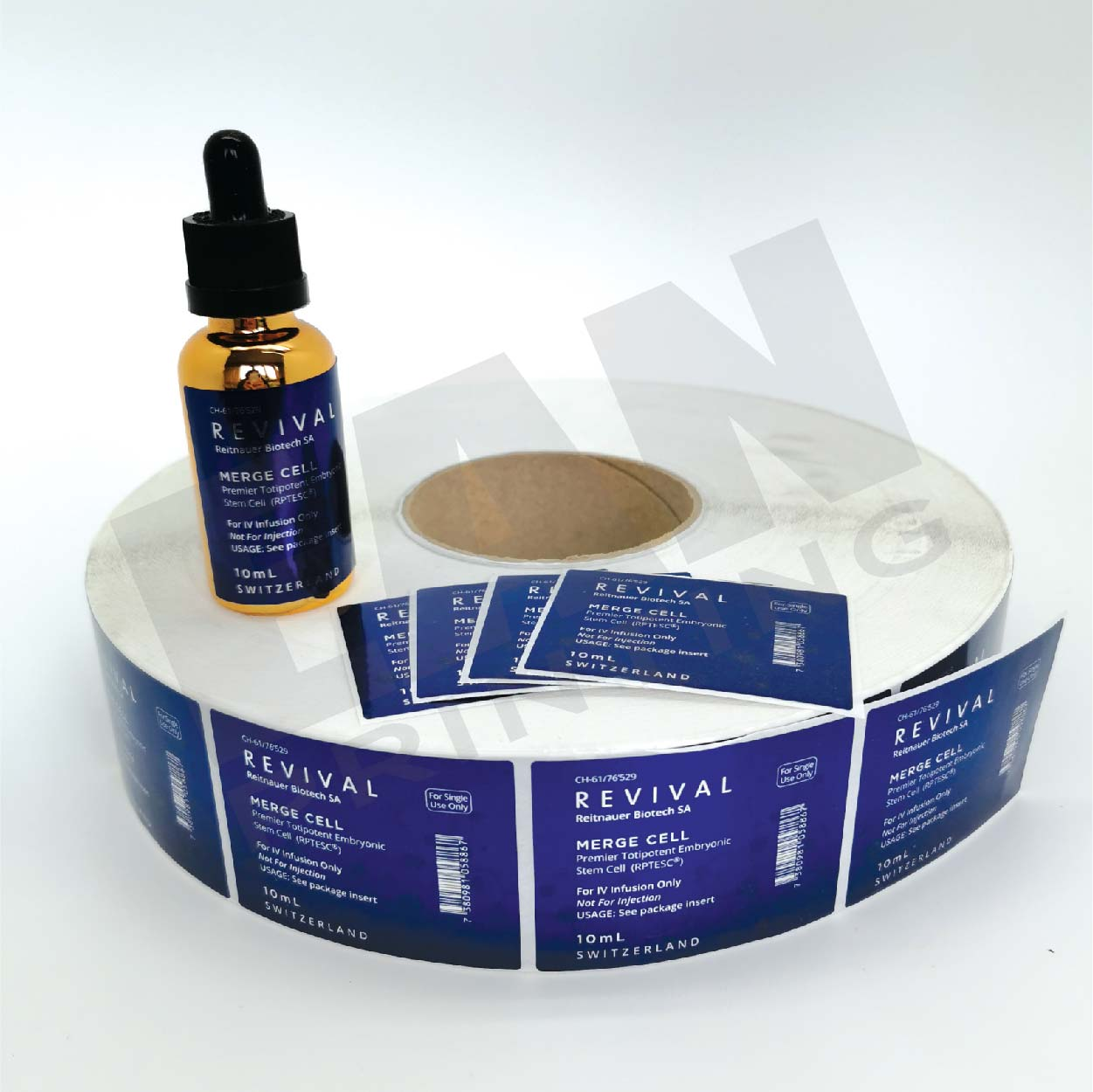 Product Sticker & Label